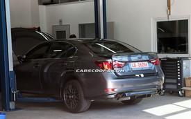 Bắt gặp Lexus GS-F 2015
