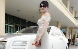 Nữ đại gia đập nhà 137 tỷ Đồng dùng xe gì?