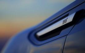 """Subaru tung """"ảnh nóng"""" của BRZ STi"""