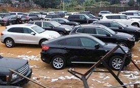 Cấm chuyển nhượng ôtô tạm nhập đã quá 5 năm sử dụng