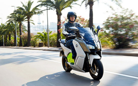 BMW C Evolution 2014 - Xe scooter công nghệ cao