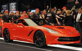 Đại gia mua Chevrolet Corvette Stingray triệu đô là chủ đội đua