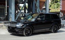 """Range Rover Vogue được biến hóa thành """"nữ thần"""""""