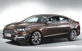 Ford Mondeo sang trọng và cao cấp hơn với phiên bản Vignale