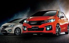 Honda Fit Mugen 2014 chính thức bước ra ánh sáng