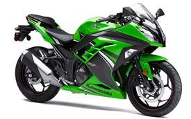 Kawasaki Ninja 300 ABS phiên bản đặc biệt mới