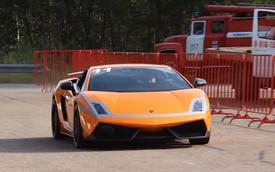 Lamborghini Gallardo 2.005 mã lực bốc cháy ở 402 km/h