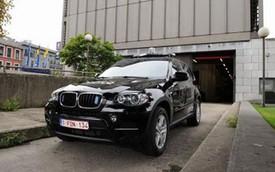 Cảnh sát Bỉ mạnh tay sắm cặp đôi BMW X5 bọc thép