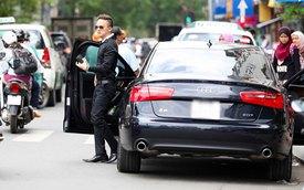 Sau khi được tặng Lexus tiền tỷ, Cao Thái Sơn đi mua Audi A6