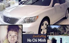 Cao Thái Sơn bất ngờ được tặng Lexus tiền tỷ
