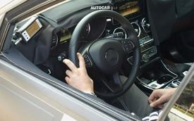 "Mercedes-Benz C-Class 2015 lộ ""nội y"""