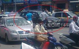 """Đối tượng cướp Mercedes-Benz GLK 2013 giữa trưa bị """"phê thuốc"""""""