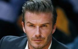 """Hết """"kình ngư"""" Michael Phelps đến David Beckham làm đại sứ xe"""