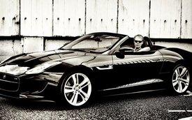 """DJ xuất sắc nhất thế giới chọn """"báo gấm"""" Jaguar F-Type"""