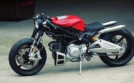 Flat Red II - Ducati Monster 1100 phiên bản đáng thèm muốn nhất