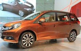 Honda Mobilio - Xe đa dụng siêu rẻ mới cho châu Á