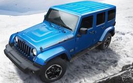 Khám phá vùng cực lạnh giá cùng Jeep Wrangler Polar Limited Edition