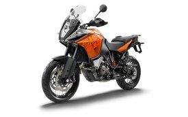 KTM 1190 Adventure 2014 có thêm hệ thống cân bằng mới