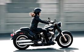 Cách tránh cảm giác đau lưng khi lái môtô