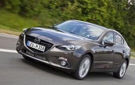 Mazda3 2014 phiên bản châu Âu: Đắt hơn đáng kể