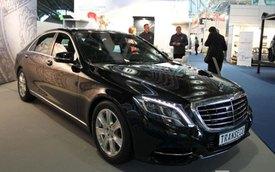 Sang và an toàn như Mercedes-Benz S500 2014 chống đạn