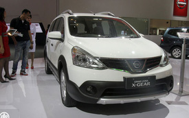 Nissan Grand Livina có thêm phiên bản mới