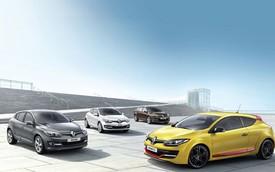 "Renault Megane 2014: Tiếp tục ""giành khách"" với Volkswagen Golf"