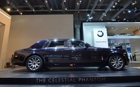 Rolls-Royce dùng sợi carbon để chế tạo xe sang
