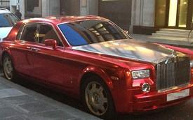 """Rolls-Royce Phantom """"mất chất"""" với bộ cánh lòe loẹt"""