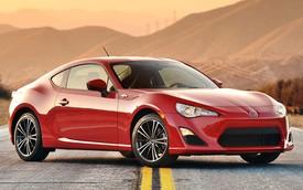 Scion FR-S 2014 tăng giá bán, vẫn rẻ hơn Subaru BRZ