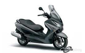 Suzuki Burgman 125/200 2014: Sản xuất tại Thái Lan, bán ra toàn cầu