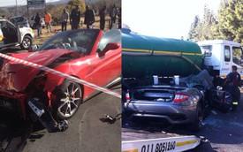 Nam Phi: Liên tục xảy ra tai nạn nghiêm trọng