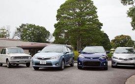 "Toyota Corolla chạm mốc doanh số ""khủng"" 40 triệu chiếc"