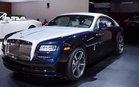 Đại gia chi gần 19 tỉ đưa Rolls Royce Wraith về Việt Nam