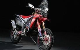 Honda CRF 450 Rally: Sẵn sàng cho Dakar 2014