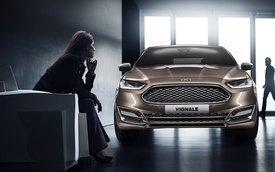 Mua Ford Mondeo Vignale, được rửa xe miễn phí suốt đời