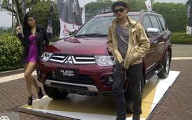 Mitsubishi giới thiệu Pajero Sport 2014