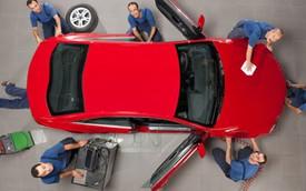 8 bước chăm sóc xe cũ mới mua
