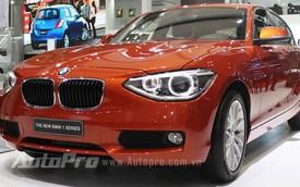 """VMS 2013: """"Ảnh sống"""" của BMW 1-Series trị giá 1,262 tỷ Đồng"""