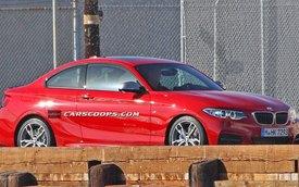 BMW 2-Series Coupe siêu tiết kiệm nhiên liệu