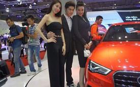 VMS 2013: Audi A3 Sedan mới có giá 1,395 tỷ Đồng tại Việt Nam