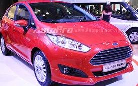 VMS 2013: Ford Fiesta EcoBoost chính thức được giới thiệu tại Việt Nam