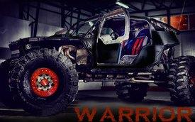 Ghe-O Rescue - Xe cứu hộ bất chấp thời tiết và địa hình