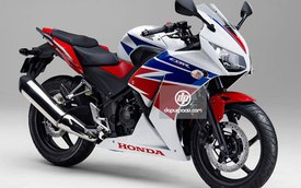 Honda CBR250R 2014 có diện mạo hoàn toàn mới