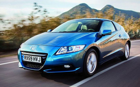 8 xe tiết kiệm nhiên liệu hàng đầu của năm 2013