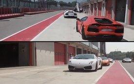 Công việc tuyệt nhất thế giới: Lái thử xe cho Lamborghini