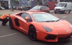 Cảnh sát rao bán Lamborghini Aventador bị tịch thu