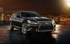 VMS 2013: Lexus mang 5 xe chính hãng đến thị trường Việt Nam