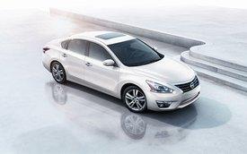 Nissan Teana mới ra mắt tại Triển lãm Ôtô Việt Nam 2013