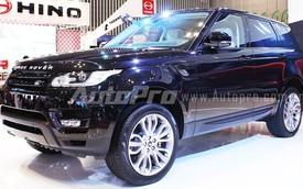 VMS 2013: Mục sở thị 3 mẫu SUV hạng sang, tiền tỷ của Land Rover
